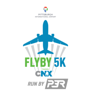 FlyBy 5K and 2 Mile Fun Run/Walk presented by CNX Resources @ Pittsburgh International Airport |  |  |