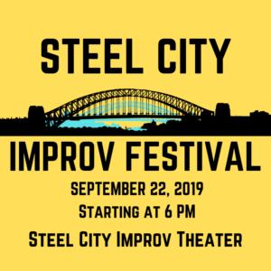 Steel City Improv Festival @ Steel City Improv Theater |  |  |