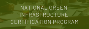 National Green Infrastructure Certification Program (NGICP) @ Energy Innovation Center | Pittsburgh | Pennsylvania | United States