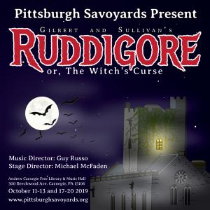 Ruddigore - Pittsburgh Savoyards @ Andrew Carnegie Free Library & Music Hall | Carnegie | Pennsylvania | United States