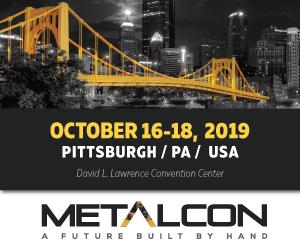 METALCON 2019 @ David L. Lawrence Convention Center | | |