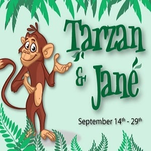 Tarzan & Jane @ Gemini Children's Theater | McKees Rocks | Pennsylvania | United States