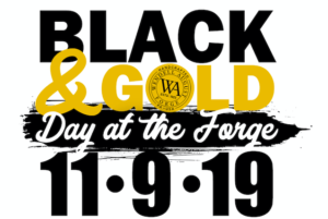 Black & Gold Day at the Forge! @ Wendell August Forge | Mercer | Pennsylvania | United States