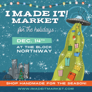I Made It! for the Holidays:  North Hills @ The Block Northway   Pittsburgh   Pennsylvania   United States