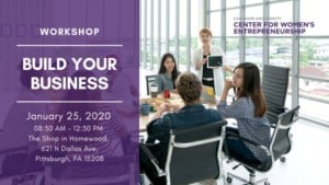 Workshop: Build Your Business @ The Shop in Homewood | Pittsburgh | Pennsylvania | United States