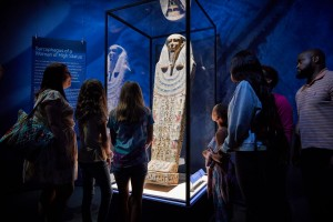 Mummies of the World: The Exhibition @ Carnegie Science Center | Pittsburgh | Pennsylvania | United States