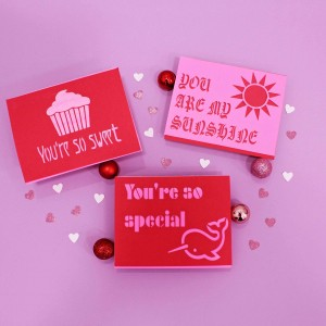 Laser-Cut Valentine's Day Cards @ Carnegie Science Center | Pittsburgh | Pennsylvania | United States