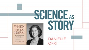 Q & A with Danielle Ofri: A moderated discussion about writing @ The Beauty Shoppe Arsenal Motors |  |  |