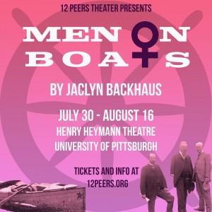 Men on Boats @ Henry Heymann Theatre   Pittsburgh   Pennsylvania   United States