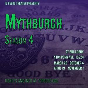 Mythburgh Season 4: Episode 3 @ Brillobox   Pittsburgh   Pennsylvania   United States