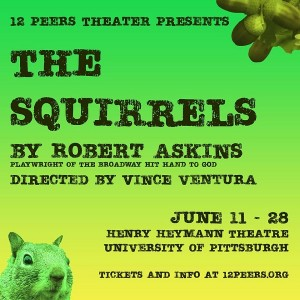 The Squirrels @ Henry Heymann Theatre   Pittsburgh   Pennsylvania   United States