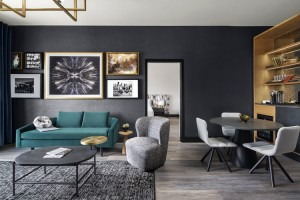 Ak Pitak Presidential Living Dining+connection