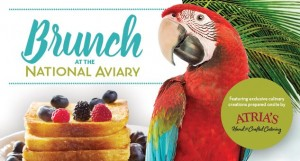 Easter Brunch featuring Atria's @ National Aviary | Pittsburgh | Pennsylvania | United States