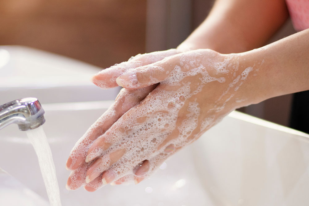 Handwasing