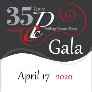 PCC's 35th Anniversary Gala Fundraiser @ Pittsburgh's Grand Hall at the Priory | Pittsburgh | Pennsylvania | United States
