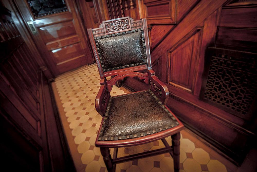 Frick Chair4