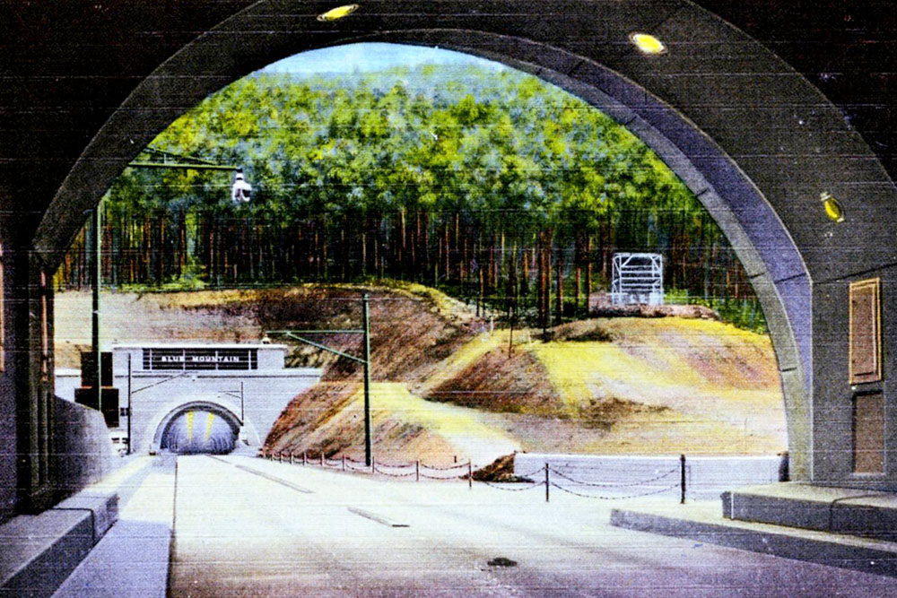Twin Tunnel
