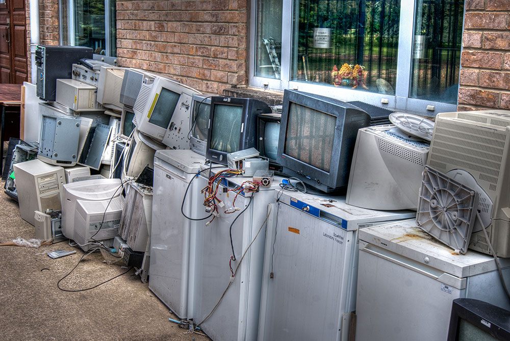 Electronics Trash