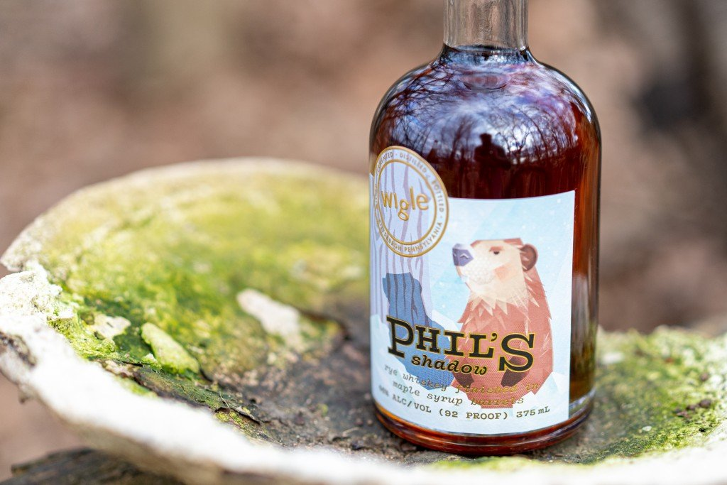 Threadbare Phils Shadow Whiskey In Woods 4