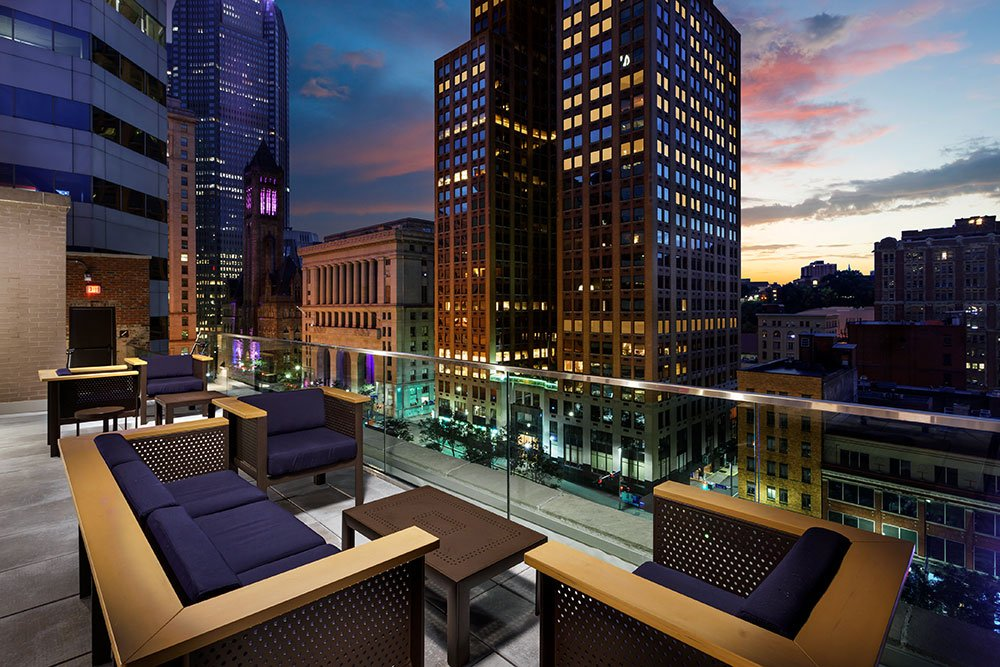 Distrikt Hotel Pittsburgh Curio Collection By Hilton 6