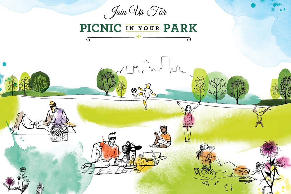 Picnic In Your Park 2021