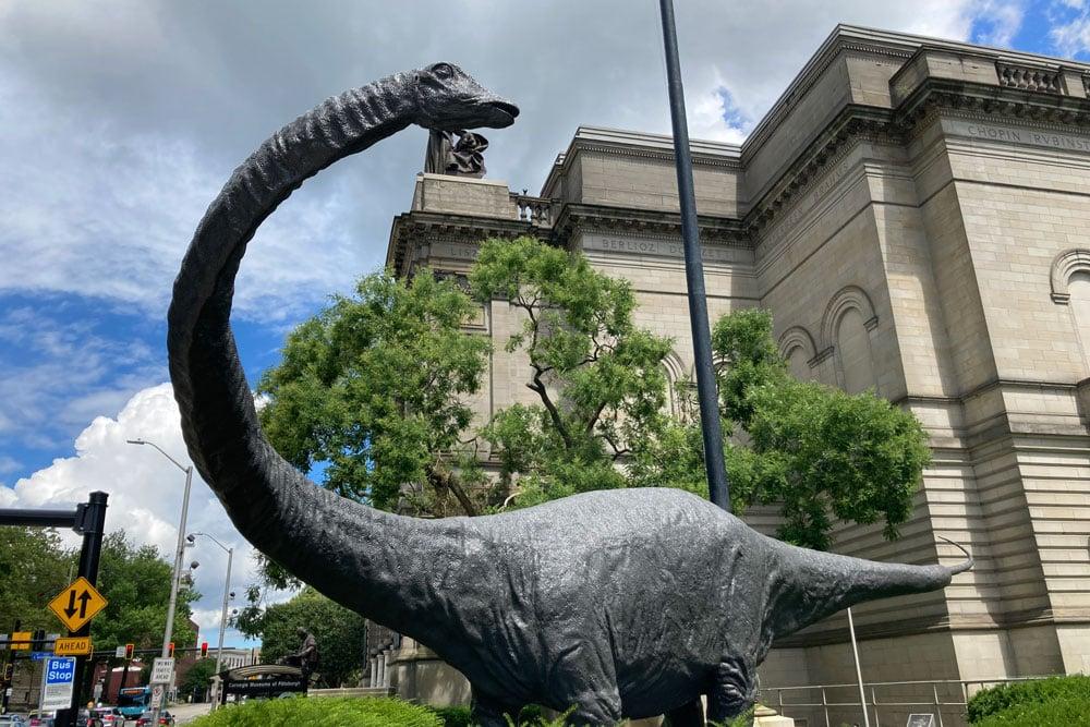 Dippy the Dinosaur
