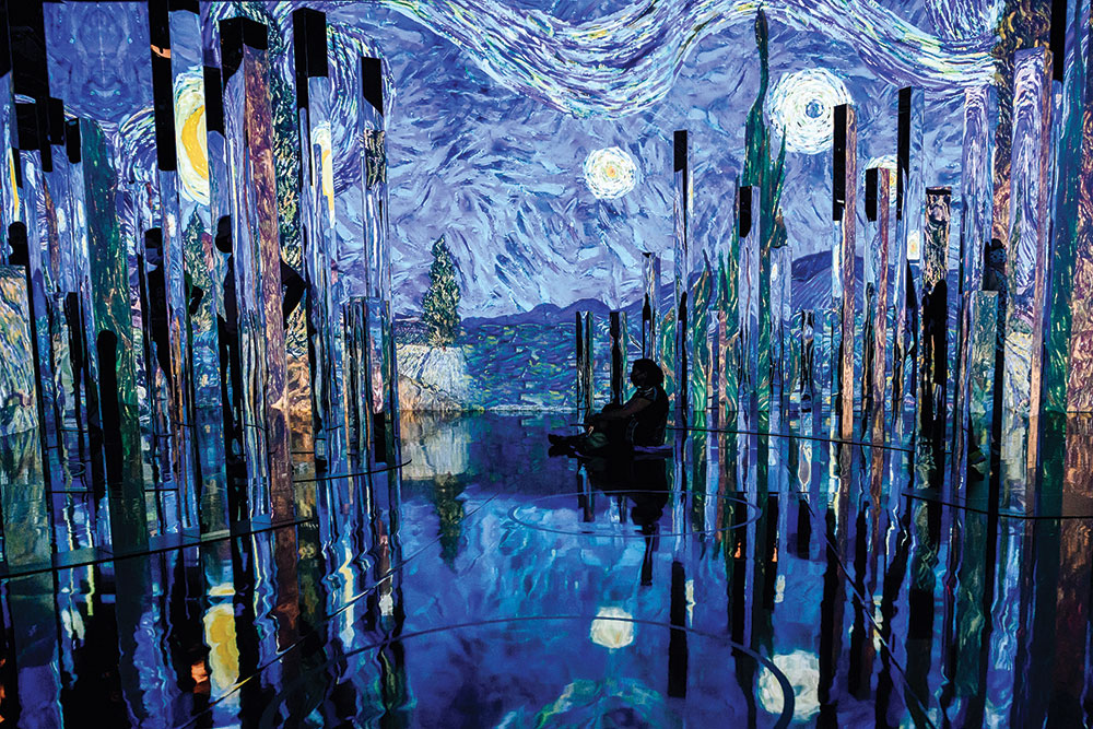 Van Gogh Sep21