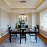 Hickory Glen Model Dining Room