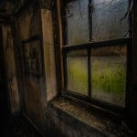 Wburg Train Green Window H