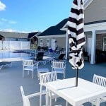 Heritage Crossings Pool And Outer Patio