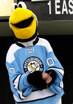 Iceburgh (and sock),