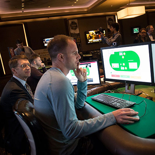 Inside the Ultimate Man vs. Machine Poker Match in Pittsburgh   Pittsburgh  Magazine