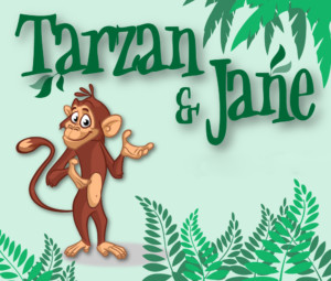 Tarzan and Jane @ Gemini Children's Theater | Pennsylvania | United States