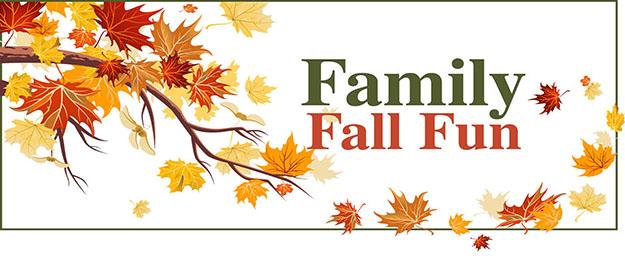 2019 Fall family fun new