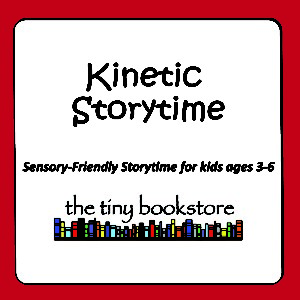 Kinetic Storytime @ The Tiny Bookstore | Pittsburgh | Pennsylvania | United States
