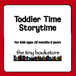 Toddler Time Storytime @ The Tiny Bookstore | Pittsburgh | Pennsylvania | United States