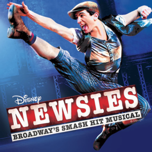 STAGE RIGHT: NEWSIES! @ Palace Theater | Greensburg | Pennsylvania | United States