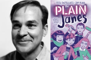 Jim Rugg, Author and Illustrator Presented by Pittsburgh Arts & Lectures @ Carnegie Library Lecture Hall |  |  |