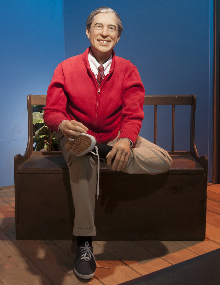History Center Adds Fred Rogers Clothing To Popular Exhibit Pittsburgh Parent