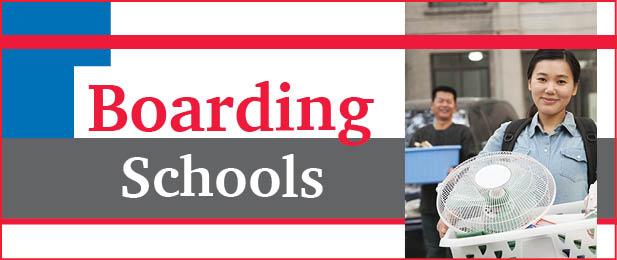 2019 Boarding schools
