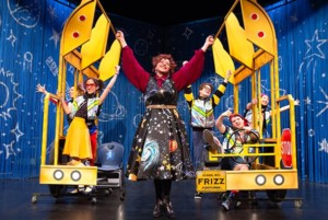 Magic School Bus: Lost in the solar system @ Byham Theater | Pittsburgh | Pennsylvania | United States