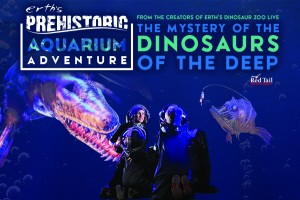 Erth's Prehistoric Aquarium Adventure @ Byham Theater