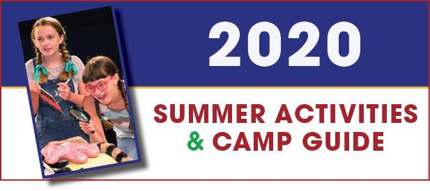 2020 Summer Activites & Camp Guide