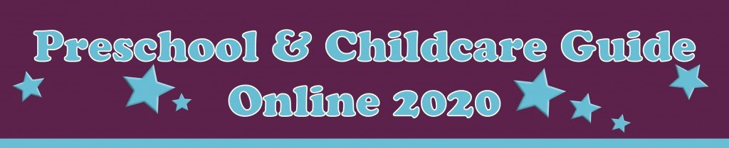 2020 Preschool Childcare Guide Online Header