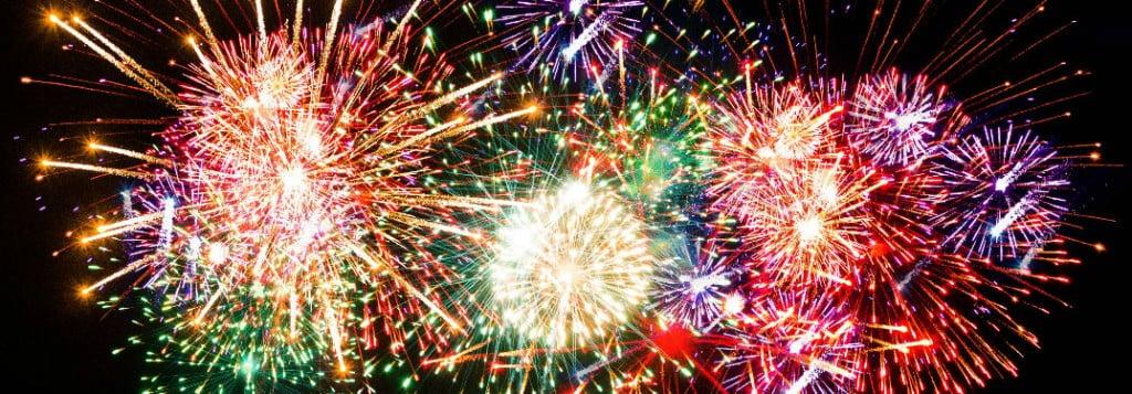 Fireworks Show B