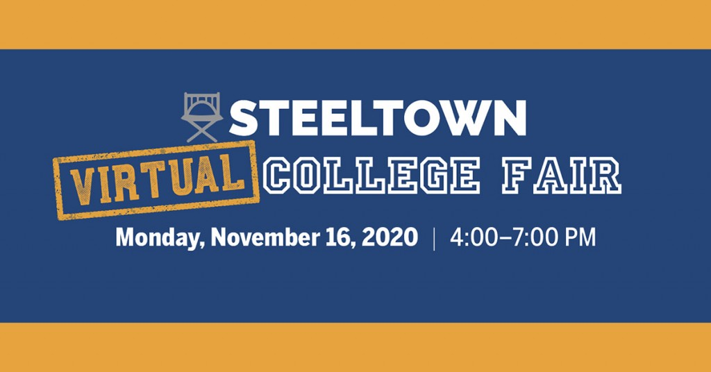 Steeltown Virtual College Fair