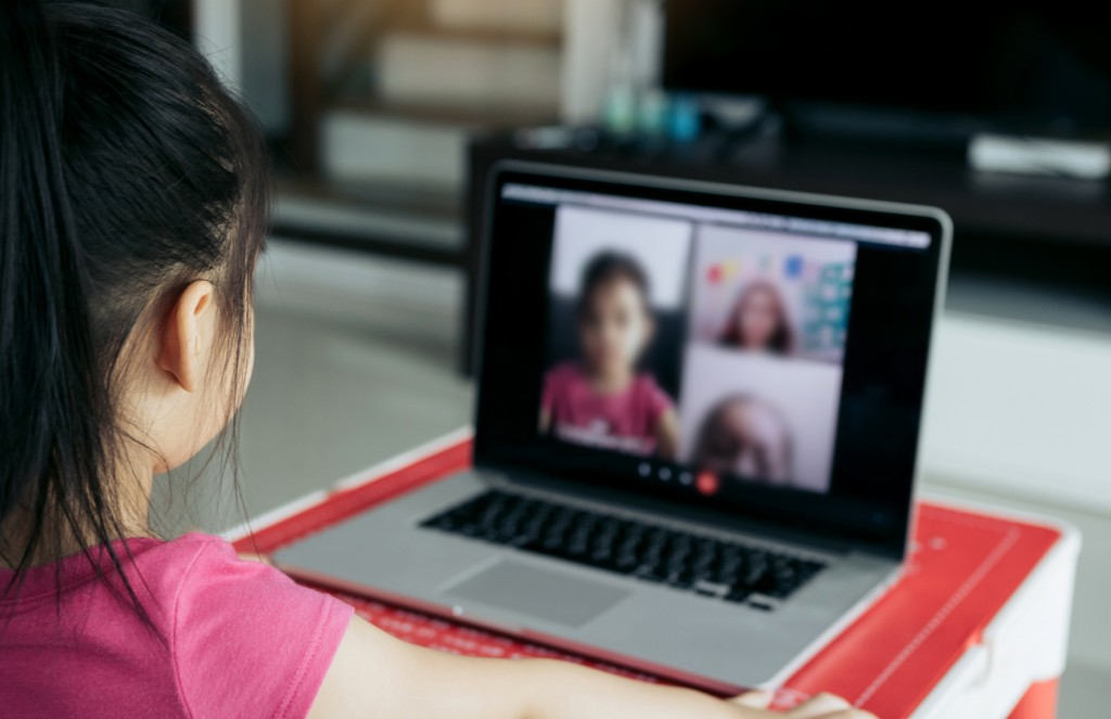 Teacher of the Year shares distance-learning tips