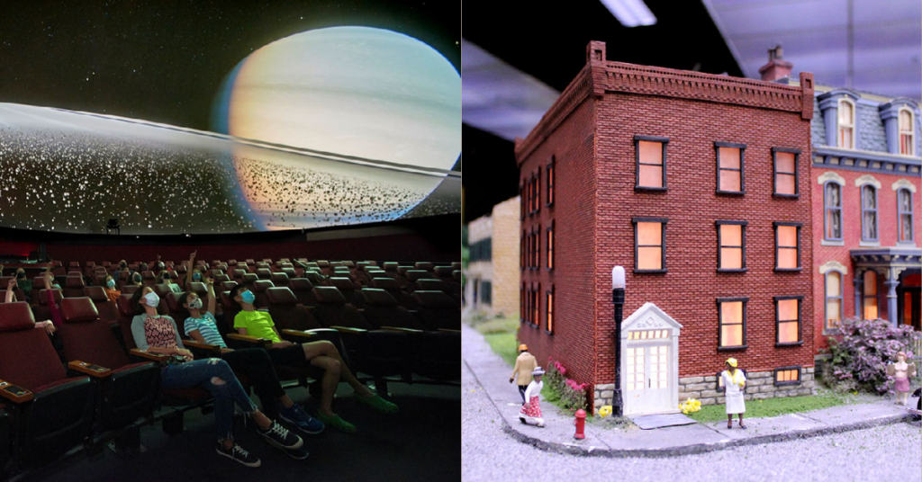 BUHL Planetarium and Miniature Railroad & Village®