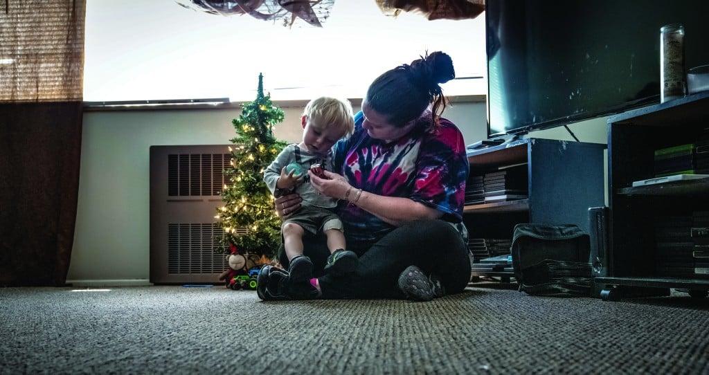 COVID at Christmastime