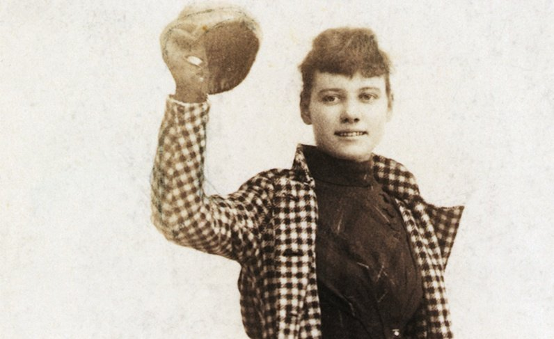 Featured Nellie Bly